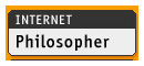 The Internet Philosopher